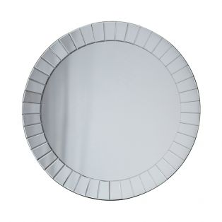Virden Round Wall Mirror, Small