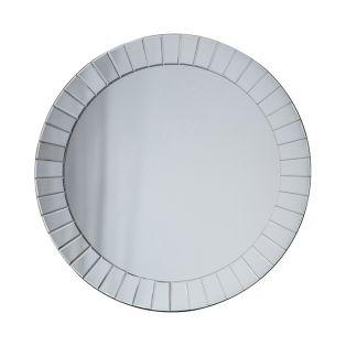 Virden Round Wall Mirror, Large