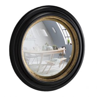 Wakow Convex Wall Mirror, Large