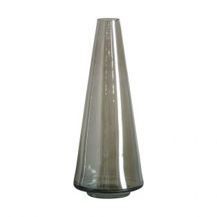 Keon Lustre Green Vase, Small