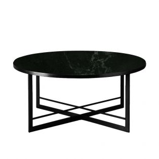 Oxendan Black Marble Coffee Table