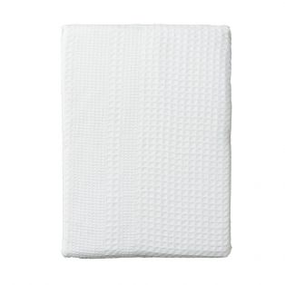Isabelle Waffle Cotton Bed Linen Set, 5' King