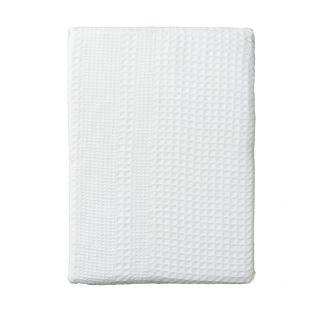 Isabelle Waffle Cotton Bed Linen Set, 3' Single