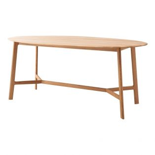 Menorca Oak Dining Table