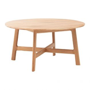 Menorca Oak Coffee Table