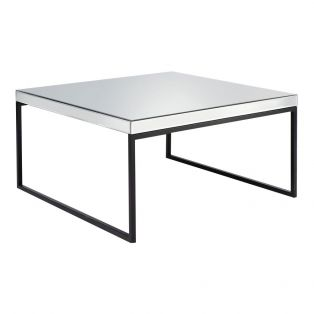 Damsay Coffee Table in Black