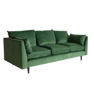 Roman Three-Seater Sofa