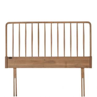 Rebecca Oak 5' King Headboard