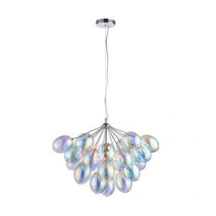 Thaddeus Glass Ceiling Pendant