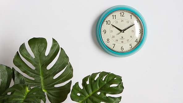 The Tate Clock