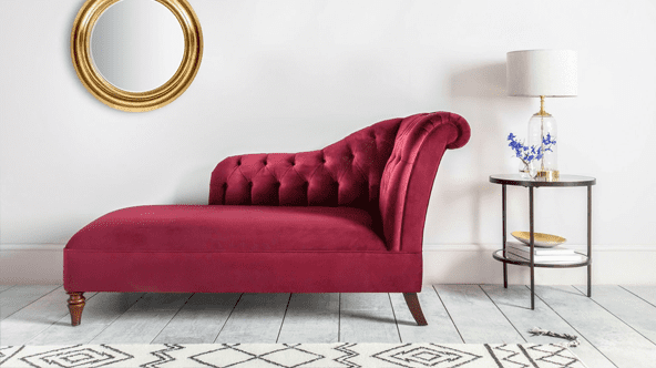 The Odette Chaise Longue